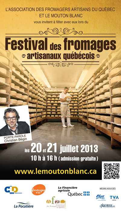 festival des fromages artisanaux québécois