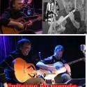 Spectacle Guitares du monde à la micro St-Arnould