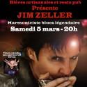 Jim Zeller samedi soir au Saint-Arnould
