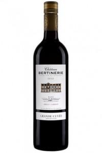 Château Bertinerie 2014, Côtes de Bordeaux Blaye
