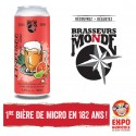 Première bière de microbrasserie servie à l'expo agricole de Saint-Hyacinthe en 182 ans